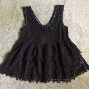 Worn twice, in perfect condition, Free People tank
